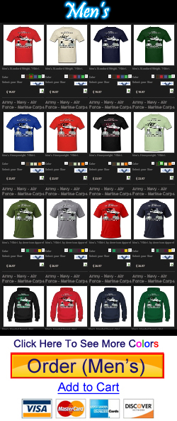 Click Here to Customize and Order - Men's T-Shirts and Hoodies