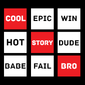 Cool Story Bro - Pop Culture Rubiks Cube t shirt