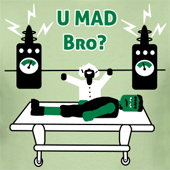 U Mad Bro? T Shirts and Hooded Sweatshirts