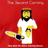 The Second Coming Jesus Chainsaw Massacre